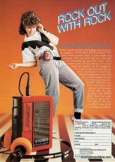 #walkman #music #cassettes #rock #play