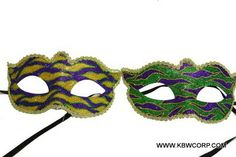 More pattern choices from KBW Global Corp! Mardi Gras, Masquerade, Party Themes, Choices, Hair Accessories, Pattern, Carnival, Patterns, Masquerades