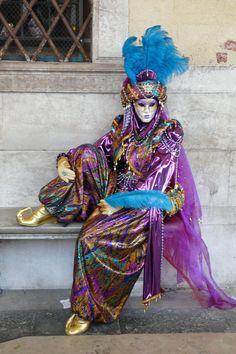 Karneval in Venedig 2011