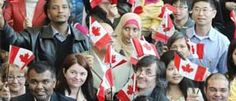 Over 4,800 people from 150 nations become Canadian citizens