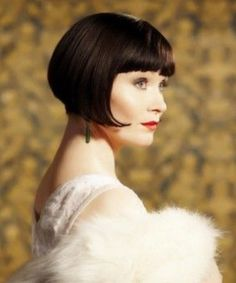 Sassy Phryne Fisher ~ Miss Fisher's Murder Mysteries