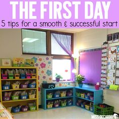 I'm here today to offer five quick tips for your first day of school. I don't know about you, but when I was in college, I was given LITTLE instruction on what to do on that first day. However, over the years, I have picked up a few little tricks that work well for me. …