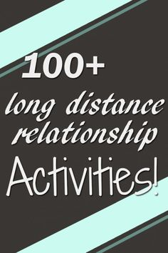 Over 100 Long Distance Relationship Activities Over Skype (scheduled via http://www.tailwindapp.com?utm_source=pinterest&utm_medium=twpin&utm_content=post4021017&utm_campaign=scheduler_attribution)