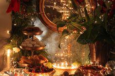 Caprice of Mykonos Christmas Buffet, Christmas Mood, Christmas Lights, Xmas, G Photos, Event Styling, Mykonos, Nye, Athens