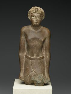 Ptolemaic Prince. Late Ptolemaic Period, 50-30 B.C.