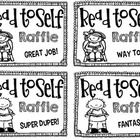 "While building stamina, hand out the cool ""Read to Self"" raffle tickets to students who are reading to self correctly. You can draw for winners eac..."