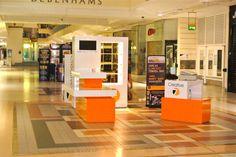 Kiosk in the mall