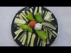 PATLICANI MUTLAKA BÖYLE DENEYİN YAĞ DERDİ YOK KIZARTMA YOK patlıcan yemeği tarifi - YouTube Youtube, Youtubers, Youtube Movies