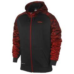 Jeremy ....large....Nike Lebron Hero Premium Full Zip Hoodie - Men's - Clothing
