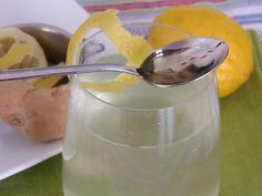 Acqua Zenzero Limone e Miele