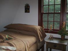 Fabulous primitive bed linens/ sheets