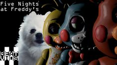 Five Nights At Gabe's The Living Tombstone, Five Nights At Freddy's, Fnaf, Make It Yourself, Youtube, Kids, Dog, Board, Cats