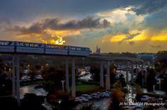 Artistic Monorail-JS Nuckolls Photography