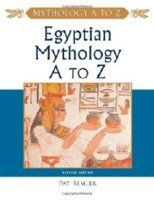 Egyptian Mythology A to Z, by Pat Remler (Facts on File). Comprehensive easy-to-use reference for young mythologists. Egypt's creation myths are among the earliest in the ancient world and spring from Egypt's dependence on the Nile and farming. Animals were an important part of daily life in this agrarian culture and played a formative role in the development of mythology.
