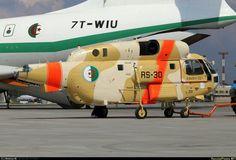 Kamov KA-32T Helix (RS-30) + Ilyushine IL-76TD Candid (7T-WIU), Algerian Air Force