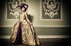 Elisabeth Armstrong - Costume & Corsetry - Costume (editorial)