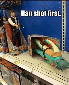 We all know what REALLY happened... #starwars / #SLCC15 tickets are on sale now: http://saltlakecomiccon.com/slcc-2015-tickets/?cc=Pinterest