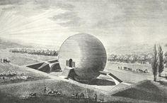 Maison des gardes agricoles : Claude-Nicolas Ledoux (1736-1806)