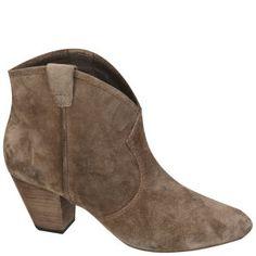 Ash Women's Jalouse Ankle Boots - Topo: Image 01