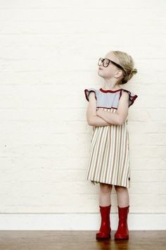Little Duckling for SS13 beautiful nostalgic childrenswear | Little Scandinavian