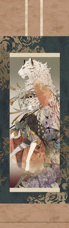 【刀剣乱舞】「掛け軸x刀剣男士企画」という素晴らしいタグのまとめ【とある審神者】 : とうらぶ速報~刀剣乱舞まとめブログ~