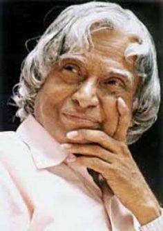 """A. P. J. Abdul Kalam Former President of India Avul Pakir Jainulabdeen """"A. P. J."""" Abdul Kalam was the 11th President of India from 2002 to 2007. A career scientist turned politician, Kalam was born and raised in Rameswaram, Tamil Nadu, and studied physics and aerospace engineering. Wikipedia Died: July 27, 2015, Shillong"""