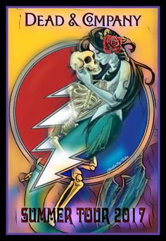 Dead and Company Summer Tour 2017 seen one show fab!!!  Janice jolly