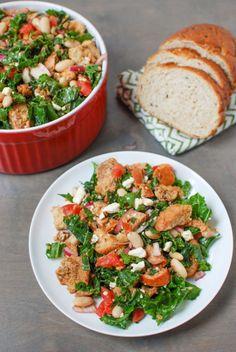 Salmon, Kale and Bacon on Pinterest