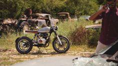 "MoCM  ""City Feral"" Honda CM400"