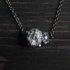 Image of Pyrite & Quartz