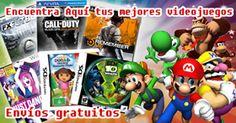 Compra los mejores juegos con envio Gratuito!