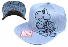 Amazon.com: Nintendo Dry Bones Mens Grey Snapback: Clothing