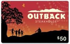 $50 Steakhouse Giveaway (USA Only)