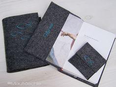 Logisch Gotteslobhülle Gebetbuch Hülle Kommunion *handarbeit*neu Bücherzubehör