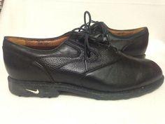 Nike Air Golf Shoes Kempshall Last Size 10.5 #Nikeair #nikegolf