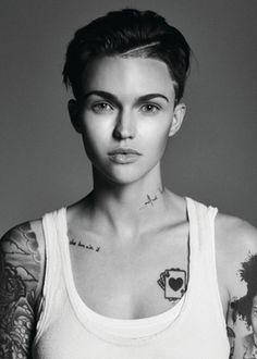 Ruby Rose's Inspiring 'Orange Is the New Black' Experience