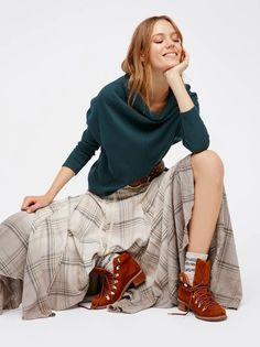 Women's Winter Fashion Solid Bat Sleeve High Collar Sweater Top | eBay