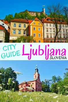 Are you planning a trip to Europe? Don't miss Slovenia's capital, Ljubljana! Read this full travel guide with everything you need to know to plan your trip to Ljubljana! City guide Ljubljana // Things to do in Ljubljana // Things to see in Ljubljana // Where to stay in Ljubljana // Where to eat in Ljubljana // Day trips from Ljubljana // What to do in Ljubljana // #ljubljana #slovenia #travel #cityguide #travelljubljana #travelslovenia