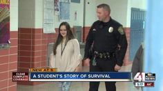 School Staff Save Student From SCA