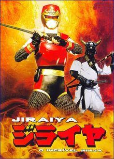 Jiraya O Incrível Ninja Em 13 Dvds Frete Grátis - R$ 50,00 em Mercado Livre
