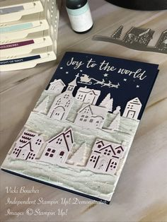 Stampin' Up! Hearts Come Home bundle from the Holiday Catalogue 2017