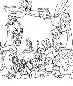 ausmalbilder pokemon - ausmalbilder für kinder | pokemon ausmalbilder, ausmalbilder, pokemon zum