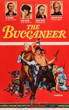 The Buccaneer posters for sale online. Buy The Buccaneer movie posters from Movie Poster Shop. We're your movie poster source for new releases and vintage movie posters. Marvel Movie Posters, Movie Posters For Sale, Cinema Posters, Movie Poster Art, Sale Poster, Marvel Movies, Film Posters, Movie Poster Template, Yul Brynner
