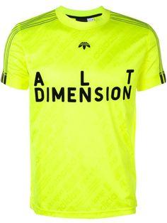 a9b660607 Adidas Originals By Alexander Wang Soccer T-shirt - Farfetch