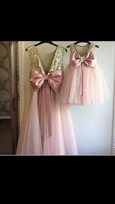 39 Ideas For Baby Girl Princess Mother Daughters Mommy And Me Dresses, Gowns For Girls, Frocks For Girls, Little Girl Dresses, Girls Dresses, Flower Girl Dresses, Mother Daughter Fashion, Mother Daughters, Kids Gown