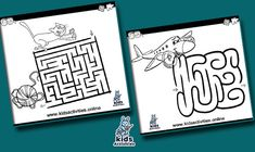 maze-coloring-book Bear Coloring Pages, Printable Coloring Pages, Coloring Pages For Kids, Coloring Books, Mazes For Kids Printable, Free Printables, Preschool Activities At Home, Maze Worksheet, Business For Kids