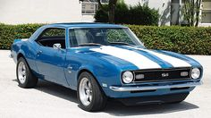 1968 Chevrolet Camaro Coupe 350/375 HP, 4-Speed presented as lot L111 at Kissimmee, FL 2015 - image1