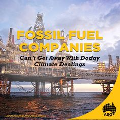 #Fossilfuel companies just can't get away with dodgy dealings when it comes to #climatechange. Recently, a group of attorneys general representing 17 states, Washington, D.C. and the U.S. Virgin Islands said they plan to work together on climate change. That includes investigating whether oil and gas companies misled the public and investors about the impacts of climate change on their businesses. | http://asq.site/d0ah7