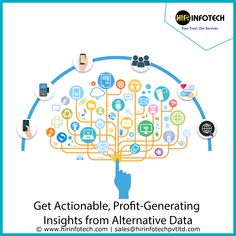 Alternative Data is an exciting data source for the financial industry that's increasingly being embraced by other industries. We have been gathering Alternative Data for our customers for many years and can help you in your quest to gather this lucrative albeit elusive data #alternativedata #datascience #machinelearning #artificialintelligence #Financial #data #dataset #datamining #dataentry #datacollection #usa #france