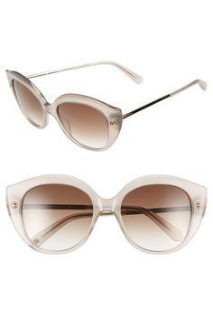 Kate Spade New York 'Kaelee' 55mm Retro Sunglasses